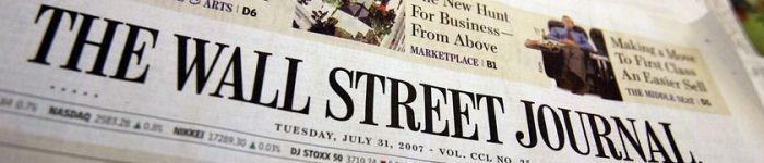 Stage au Wall Street Journal