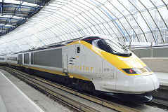 Eurostar paris/Londres